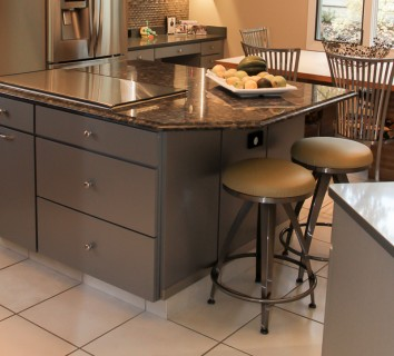 Cabinet Refacing - Cleveland Ohio 2 - Gerome's Kitchen And Bath