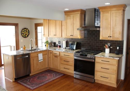 Top Kitchen Design - Bertch Cabinets - Gerome's Kitchen And Bath